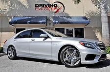 2014 Mercedes-Benz S-Class S63 AMG Sedan $150k MSRP!