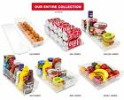 Sorbus® Refrigerator Pantry Storage Fridge and Freezer Drawer Organizers