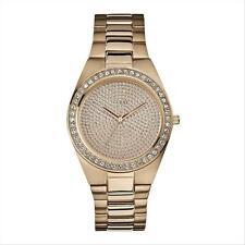 Orologio Solo Tempo Donna GUESS W12651L1 Cassa e Cinturino Acciaio Rosato