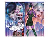 Harley Quinn #75 Szerdy Kincaid Trade & Minimal Variant Set NM PRESALE