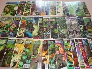 Green Lanterns Lot of 41 DC Green lantern Comics (2016)