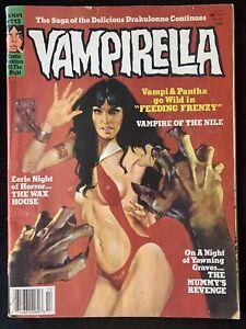 Vampirella #113  Fair Condition  1988
