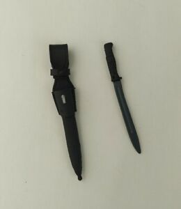 """21st Century Toys 1/6 Scale WWII German Rifleman Knife For 12"""" Action Figures"""