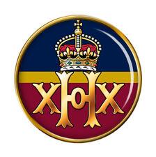 20th Hussars, British Army Pin Badge