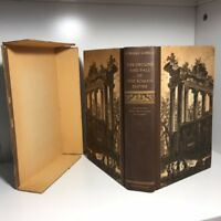 Vintage Boxed The Decline & Fall of the Roman Empire,1946  HeritageEdition