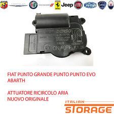FIAT PUNTO GRANDE PUNTO PUNTO EVO ANCHE ABARTH ATTUATORE RICIRCOLO ARIA 77363881
