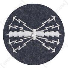 German Luftwaffe RADIO OPERATORS TRADE BADGE Air Signals Patch Uniform Insignia