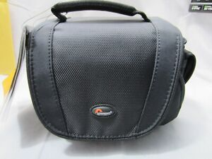 NWT LowePro Edit 110 Carry Bag Case Digital Camera Camcorder Video Range Shooter