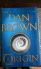 Dan Brown Signed Autograph Origin 1st Edition/1st Printing Hardcover Book