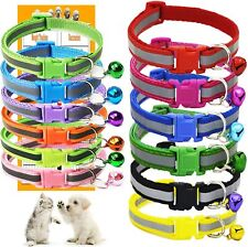 Gamuda Puppy Collars – Whelping Puppy Id - Adjustable Reflective Small