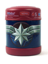 Thermos Captain Marvel Hot Cold Food-Grade Container Stainless Steel Funtainer