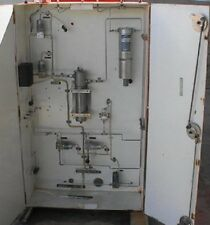 6000 Psi high pressure plumbing safety cabinet