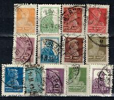 Russia Soviet Bolsheviks Gold Standart stamps 1924