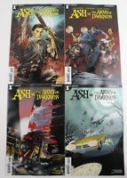 Ash Vs The Army of Darkness #1 | Covers A B C D | Dynamite NM 7/5