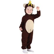 # Mono Infantil Completo Disfraz infantil 2-3 AÑOS Animal Disfraz Carnaval