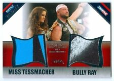 "MISS TESSMACHER & BULLY RAY ""MULTI COLOR MEMORABILIA /99"" TNA IMPACT GLORY 2013"