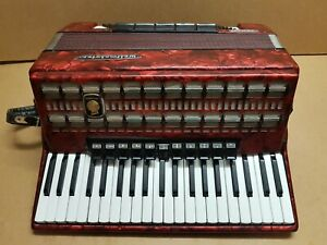 WELTMEISTER SERINO ACCORDION 120 BASS - made in GERMANY