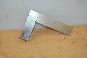 "GROZ Steel Set Square Stock 21/2"" long Blade 4"" L"