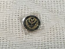 NEW US AIR FORCE INTEGRITY SERVICE EXCELLENCE CHALLENGE COIN