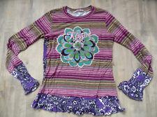 NOLITA POCKET schönes buntes Jerseyshirt Gr. 12 J  TOP RC518