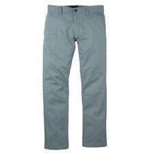Pantaloni da uomo chino verde slim