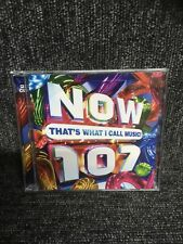More details for now that's what i call music! 107 (cd, 2020) vgc, used. freepost in uk