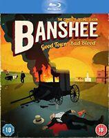 Banshee - Season 2 [Blu-ray] [2015] [Region Free] [DVD][Region 2]