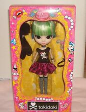 NIB TOKIDOKI Pullip Luna collectible doll original box with accessories
