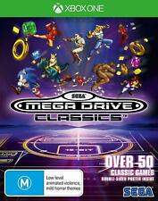 SEGA Mega Drive Classics Xbox One Brand