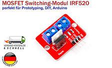 MOSFET Switching-Modul IRF520 ähnl. Relais für Arduino Raspberry Pi PIC AVR ARM