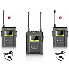 Saramonic TX10TX10RX10 Wireless Lavalier Microphone