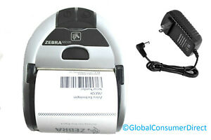 Zebra iMZ320 Mobile Wireless Bluetooth Thermal Receipt Printer with CHARGER