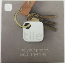 NEW Tile (Gen 2) - Phone Finder. Key Finder. Item Finder. Bluetooth GPS - 1 Pack