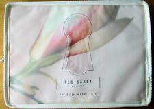 TED BAKER Standard Pillowcase Pair HARMONY PINK New