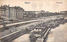 B8708 Hungary Szeged Tisza part