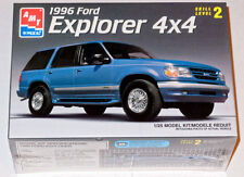 AMT ERTL 1996 Ford Explorer 4x4 Model Kit, Factory Sealed