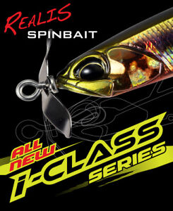 NEW Duo Realis I-Class Series 80 G-Fix Spinbait / Spybait Lures - Choose Color