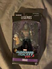 Hasbro Marvel Legends ?Drax? Guardians Of The Galaxy Vol. 2 Titus BAF MIP