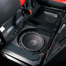 "Polaris Ranger Subwoofer Kit - 10"" Rockford Sub & Enclosure - JL Audio MX300 Amp"