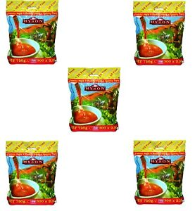 5 x HYSON Schwarzer Beutel Tee Family Bag aus Sri Lanka 3,75kg.