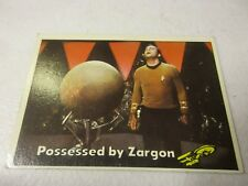 1976 Star Trek Captain's Log #74 Possessed by Zargon