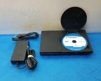 CONSOLA SONY PLAYSTATION 2 PS2 SLIM CABLE CARGADOR APERTURA SWAP MAGIC DISCO