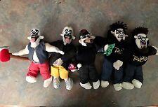 Rare PsychOpathic Records Family Been-E-Boyz Plush Doll Insane Clown Posse ICP