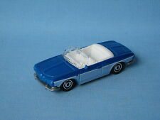 Matchbox VW Volkswagon Karmann Ghia Type 34 Convertible Blue 70mm Toy Model Car