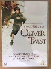Ben Kingsley OLIVER TWIST ~ 2005 Charles Dickens / Roman Polanski UK DVD