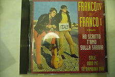 """FRANCO IV&FRANCO I"""" IL MEGLIO- CD -DV 1996"""