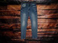 Aeropostale Womens Skinny Medium Wash Blue Jeans Tag 28x30 Measure 28x29