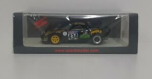 Model Car Die Cast Scale 1:43 Spark Spear Stratos HF Rally 1976 Modeling