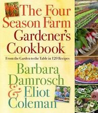 The Four Season Farm Gardener's Cookbook-ExLibrary