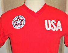 Vtg Nasl Usa 1976 Bicentennial Cup Team America Pele #10 Soccer Jersey Shirt Mls